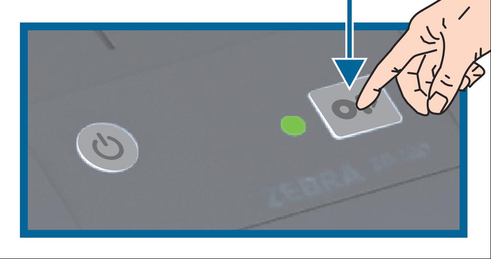 Procedura di calibrazione stampante desktop